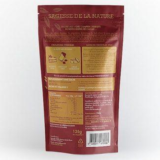 Beurre de Cacao bio cru