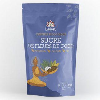Sucre de fleur de coco poudre