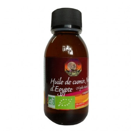 huile de cumin noir biologique