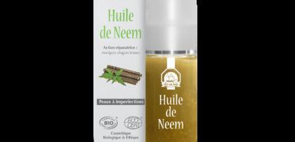 Huile de neem biologique reponsesbioshop