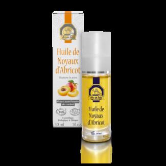huile de noyaux d'abricot bio reponsesbioshop