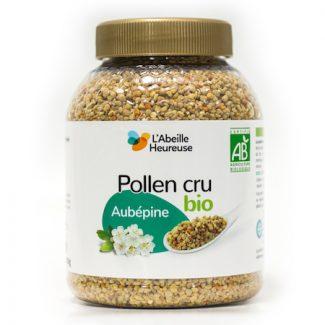 pollen cru aubepine bio