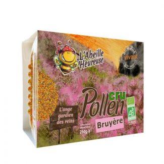 pollen de bruyère bio
