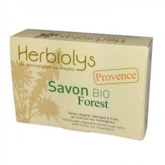 savon bio forest au miel