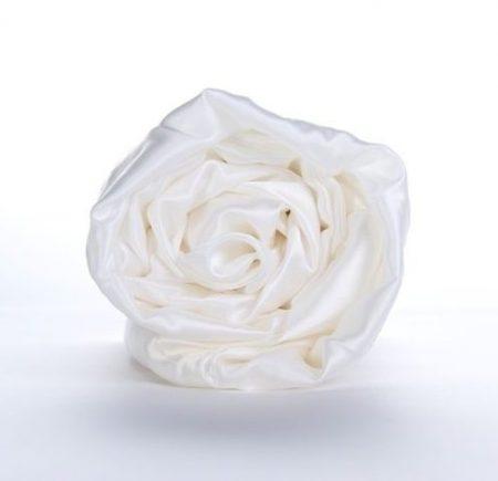 drap-housse soie