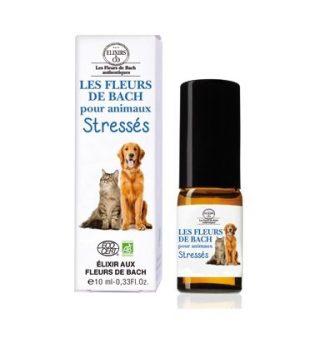 elixir animaux stresses