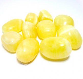 calcite-jaune-pierre-naturelle