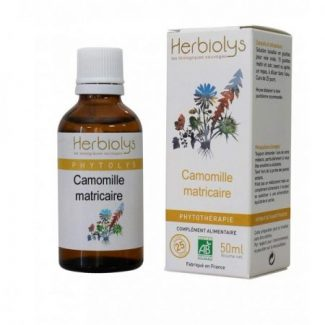 camomille matricaire bio phyto