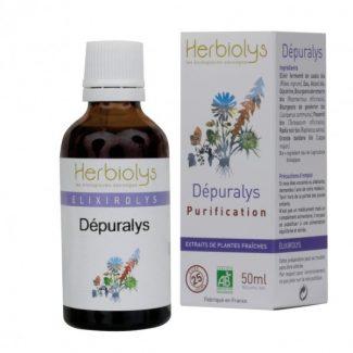 depuralys elixir bio herbiolys