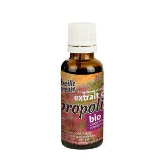 extrait de propolis bio