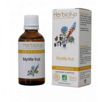 myrtille fruits bio phyto