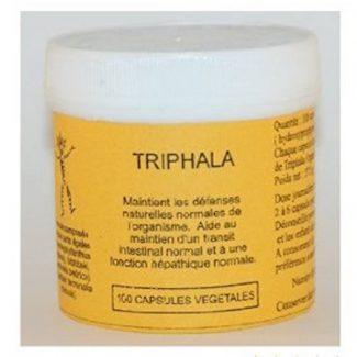 triphala detox ayurvedique