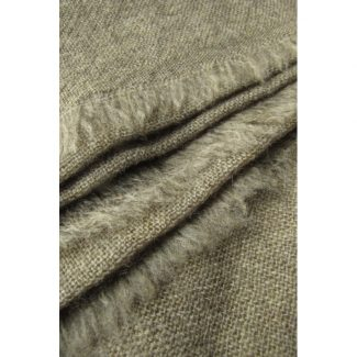 pashmina cachmere taupe chine naturel nepal