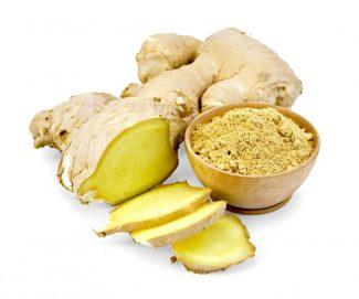 gingembre en poudre bio organic india