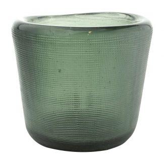 photophore votive uno sauge verre recyclé karawan