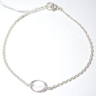 bracelet cristal de roche 2 lithotherapie 1 pierre
