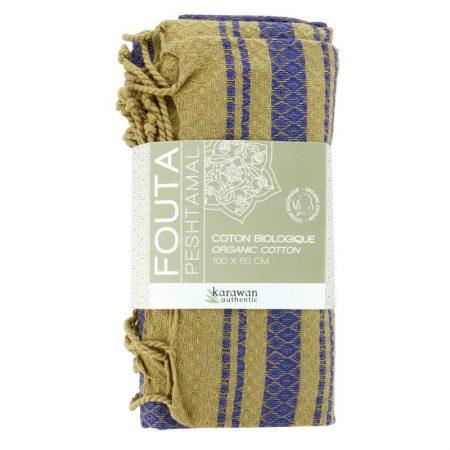 fouta-sand-bleu-imperial-coton-bio