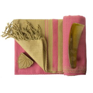 fouta-sand-rose-indien-coton-bio