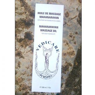 huile mahanarayan flexibilité