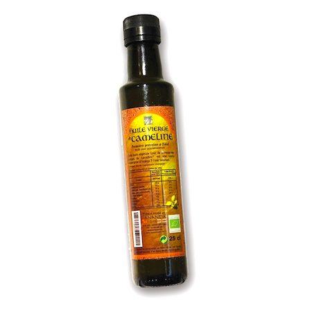 huile cameline biologique