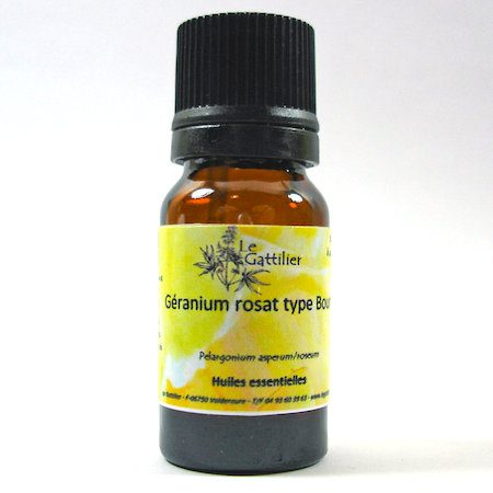 HE Geranium rosat type Bourbon bio