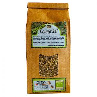 graines de chanvre canna sel aux herbes