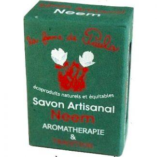 savon ayurvédique végétal neem