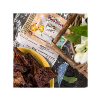 poires séchées bio fabrication artisanale