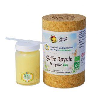 gelée royale française biologique