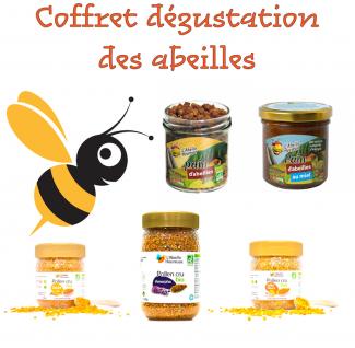 coffret degustation abeilles
